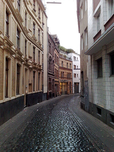 Cologne Alley