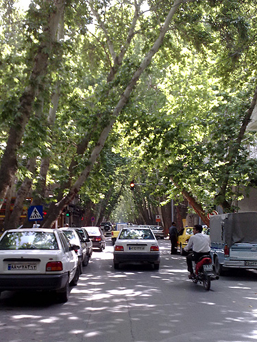 Esfahan Streets